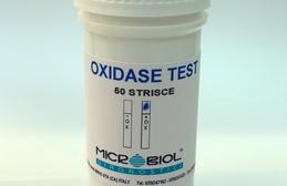 Oxidase test (strip)