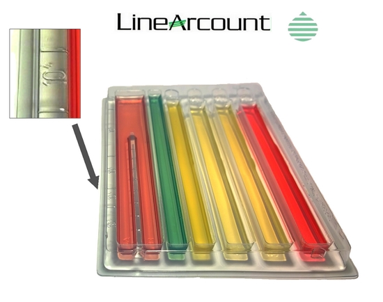 Linearcount 6 Kit (Tampone Vaginale)