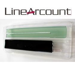 Linearcount 2 (Columbia CNA + Pseudomonas Agar CN)