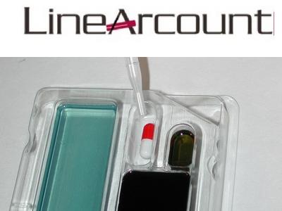 Linearcount 2 anaerobiosi kit (Chocolate Vitex Agar + Shaedler Agar)