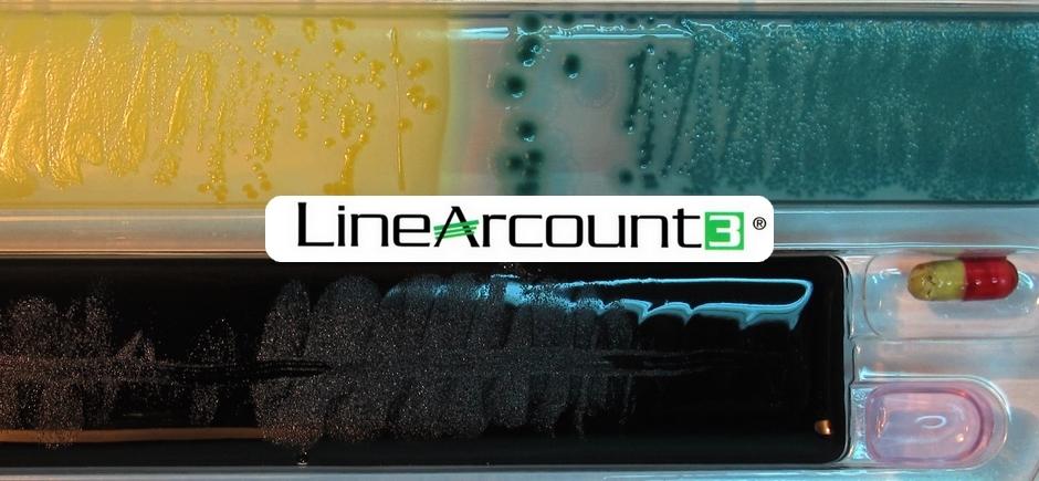 Linearcount 3 Aero-Micro (Coprocoltura)